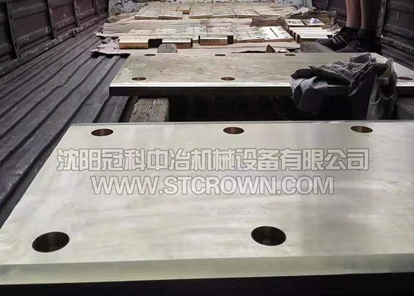 大型铜滑板