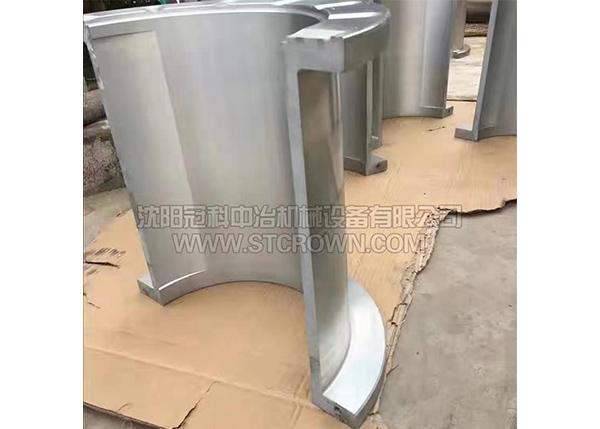 ZA303高强锌基合金回转窑拖轮衬瓦
