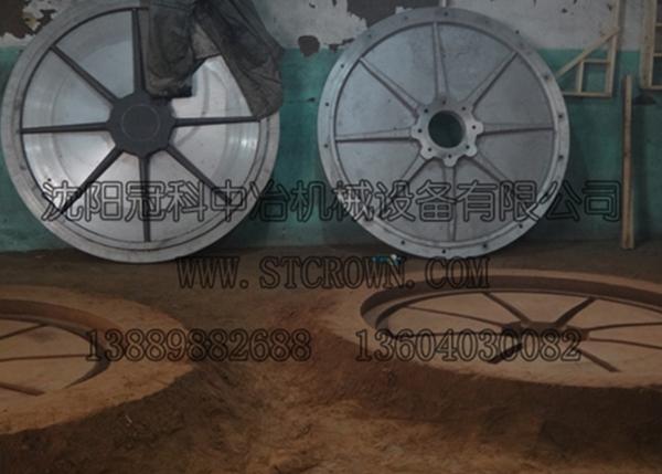 铸铝件-磁选机端盖