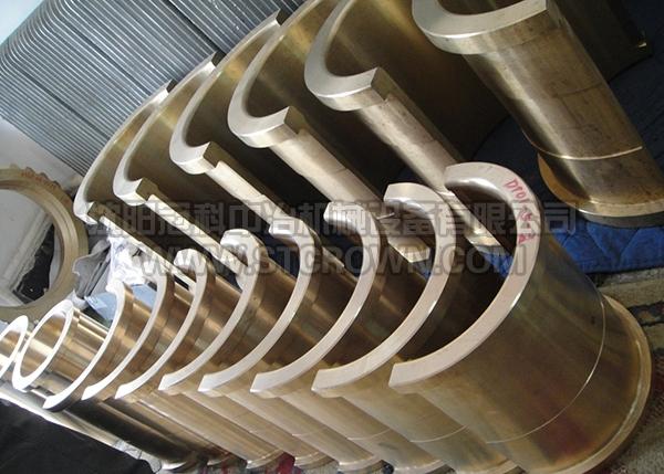 重型板式给料机衬瓦